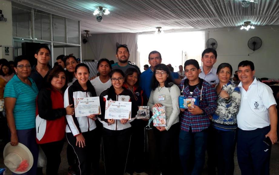 Escolares de Cajamarca y Lambayeque ganaron primeros puestos con proyectos de ciencia y tecnología en Feria Escolar Binacional Perú – Ecuador