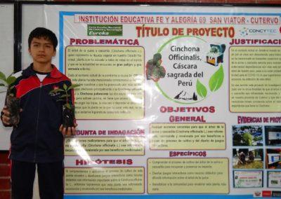 Cajamarca - Científica